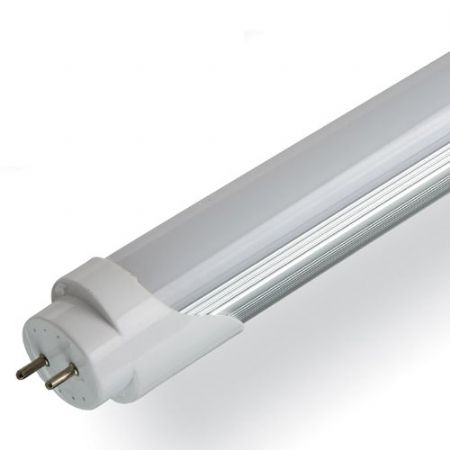Led T8 Tube Light 2ft 4ft 5ft Retrofit Fluorescent Replacement Milky Cover